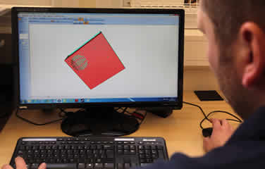 Product design for metal fabrications using RADAN & BYSOFT 7 CAD systems