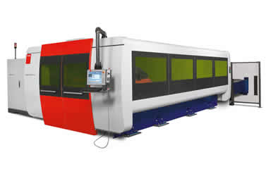 Fibre laser cutting service with 3Kw Laser