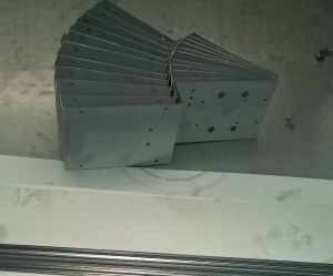 brackets finished and ready to ship