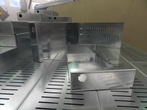 laser cut fabricated metal products